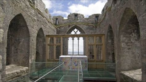 Angelcraft Crown World Bank Heritage -Oystermouth Castle